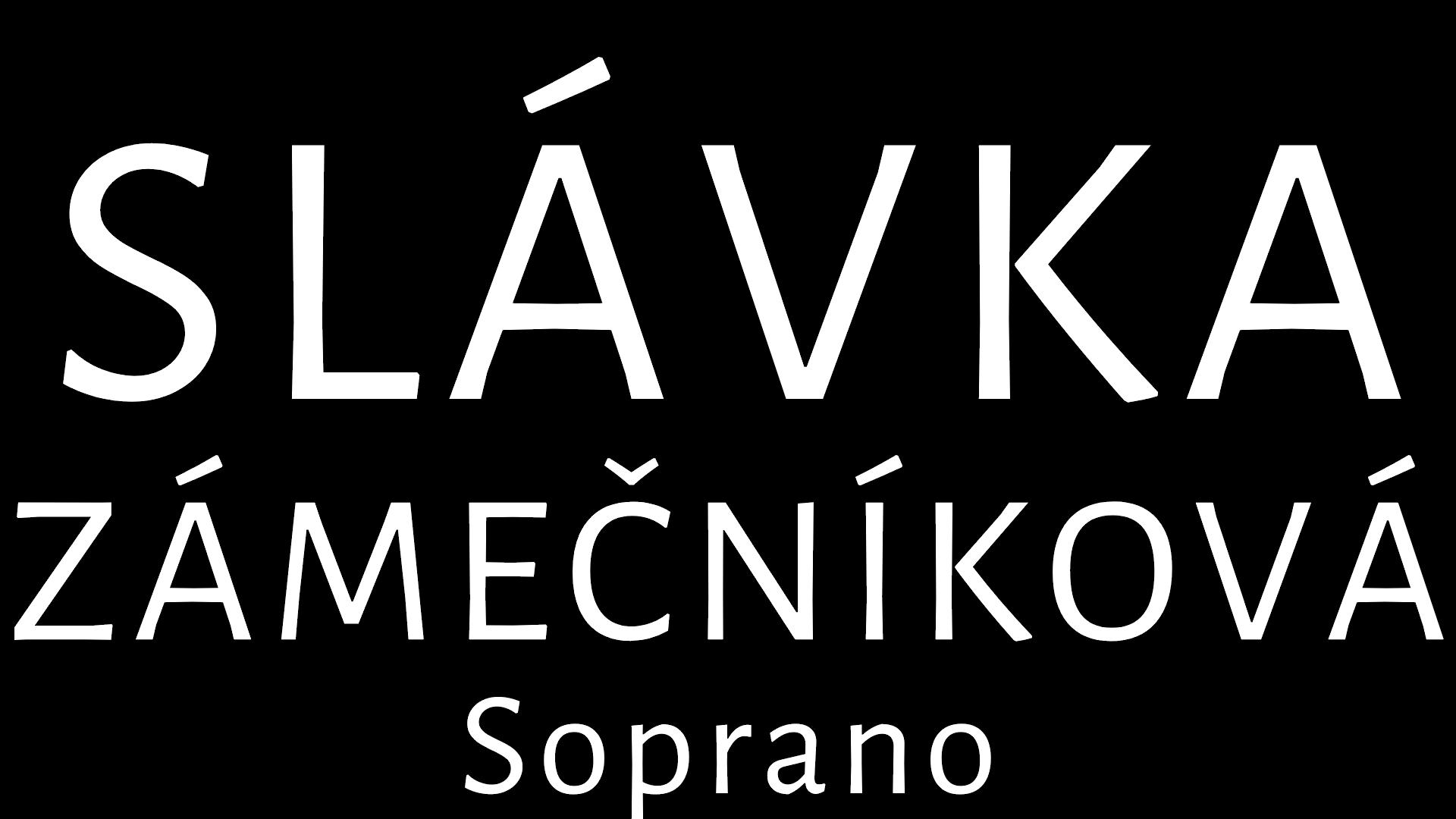 Slávka Zámečníková