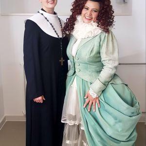 Slávka Zámečníková & Adriane Queiroz